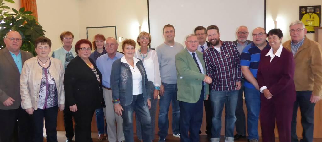 Der Vorstand des AWO Kreisverbands Mayen-Koblenz e.V.
